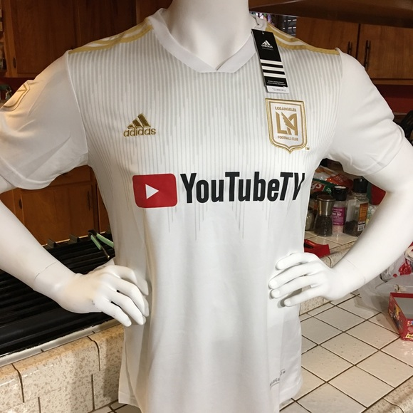 newest collection ca343 90176 LAFC MLS JERSEY ⚽️ 聾 NWT